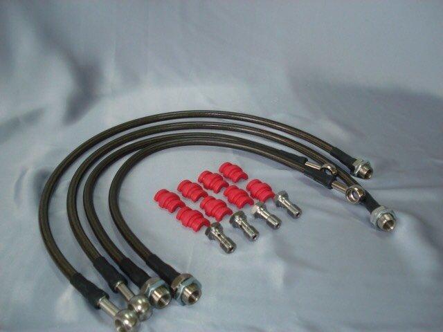 金屬煞車油管